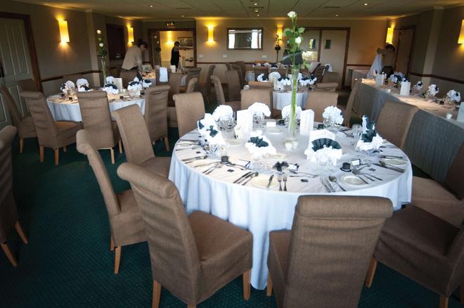 貝斯特韋斯特普雷斯頓加斯唐鄉村飯店及高爾夫俱樂部 - 普雷斯頓 - 宴會廳