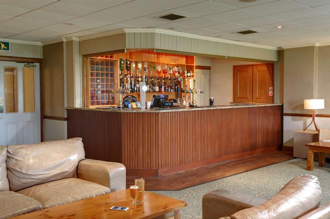 貝斯特韋斯特普雷斯頓加斯唐鄉村飯店及高爾夫俱樂部 - 普雷斯頓 - 酒吧