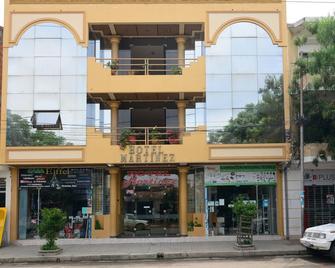 Hotel Martinez - Tarija - Edificio