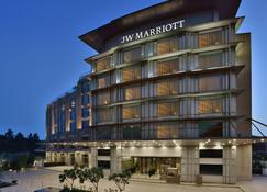 JW Marriott Hotel Chandigarh - Chandigarh - Building