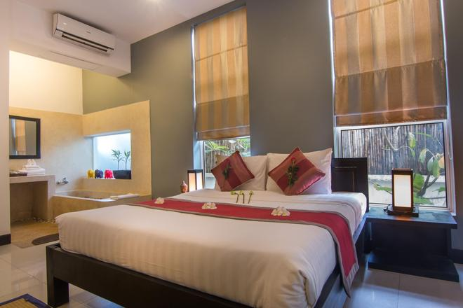 Landing Zone Boutique Hotel - Siem Reap - Bedroom