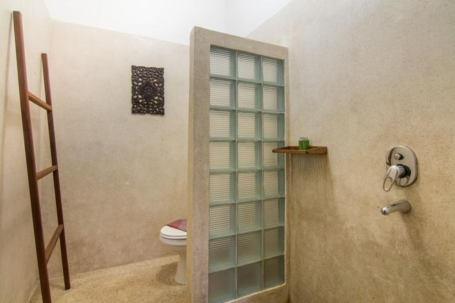 Landing Zone Boutique Hotel - Siem Reap - Bathroom