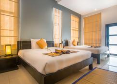 Landing Zone Boutique Hotel - Сием Реап - Спальня
