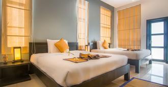 Landing Zone Boutique Hotel - סיאם ריפ - חדר שינה