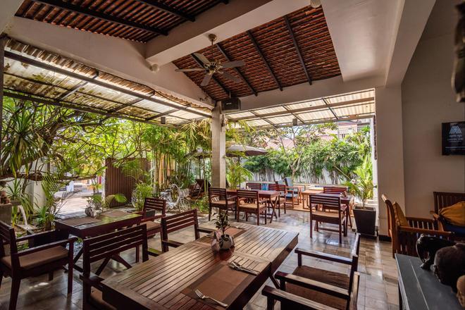 Landing Zone Boutique Hotel - Siem Reap - Restaurant
