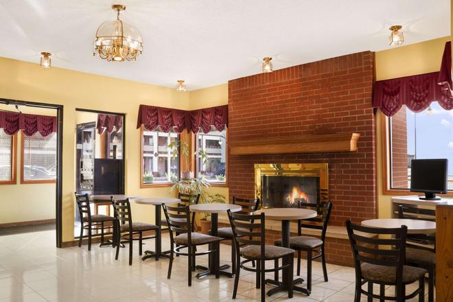 Days Inn by Wyndham Wichita West Near Airport - Wichita - Restaurant