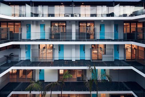 維瑞爾坎伯當套房酒店 - 坎伯當 - 雪梨 - 建築