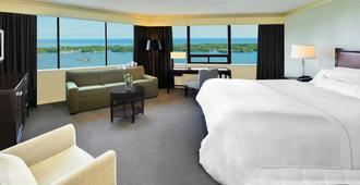 The Westin Harbour Castle, Toronto - Toronto - Camera da letto