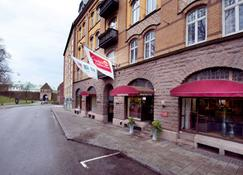Clarion Collection Hotel Norre Park - Halmstad - Byggnad