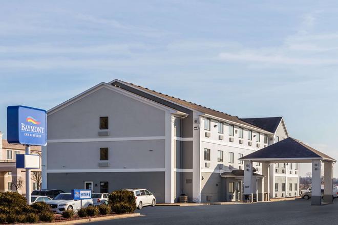 Baymont by Wyndham Anderson - Anderson - Edificio