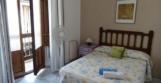 Pensión Olympia - Granada - Bedroom