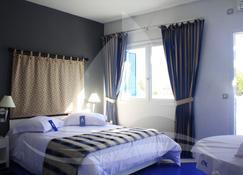 مارينا كاب موناستير الشقق الفندقية - المنستير - غرفة نوم