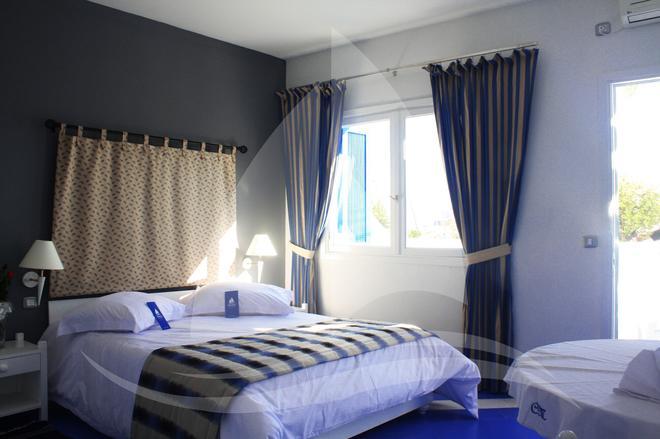 Marina Cap Monastir Appart-hôtel - Monastir - Bedroom