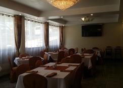 Hotel Tata Chino - Mixco - Restaurante