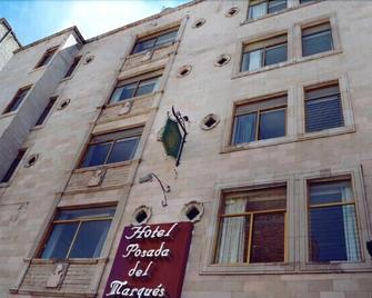 Hotel Posada Del Marques - San Juan de los Lagos - Building