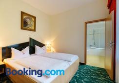 Waldhotel Vogtland - Klingenthal - Bedroom