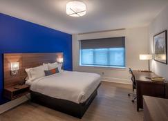 Collegian Hotel & Suites, Trademark Collection by Wyndham - Syracuse - Bedroom
