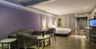 The Pantip Hotel Ladprao Bangkok - בנגקוק - חדר שינה