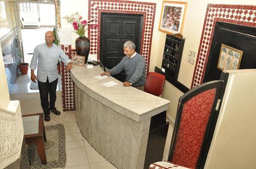 Hôtel Boustane - Casablanca