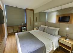 Hotel Atlantico Travel Copacabana - Rio de Janeiro - Bedroom