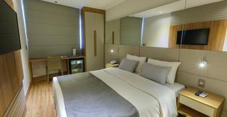 Hotel Atlantico Travel Copacabana - Rio de Janeiro - Camera da letto