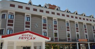 Sevcan Hotel - Istambul - Edifício