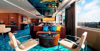 Hong Kong Skycity Marriott Hotel - Hong Kong - טרקלין