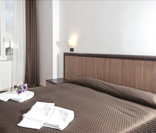 Hotel Chopin - Γένοβα - Κρεβατοκάμαρα