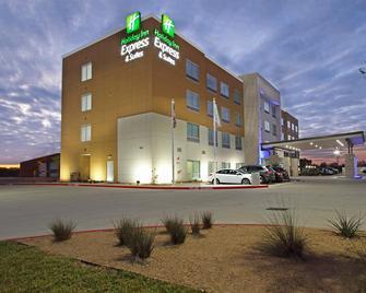 Holiday Inn Express & Suites Brookshire - Katy Freeway - Brookshire - Gebäude