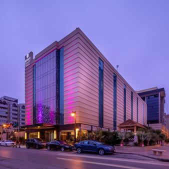 Braira Hotel-Olaya - Thủ Đô Riyadh - Toà nhà