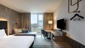 Hyatt Place Frankfurt Airport - Frankfurt am Main - Bedroom