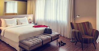 Mercure Joinville Prinz Hotel - Joinville - Schlafzimmer