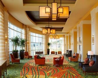 MeadowView Conference Resort and Convention Center - Kingsport - Salónek