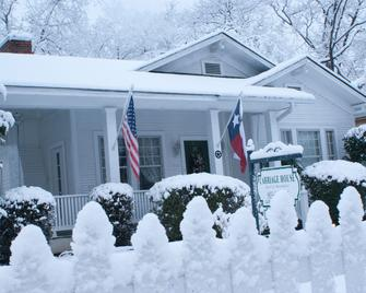 The Carriage House Bed and Breakfast - Jefferson - Gebouw