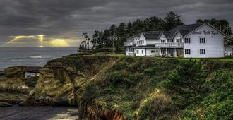 Inn At Arch Rock - Depoe Bay - Outdoor view