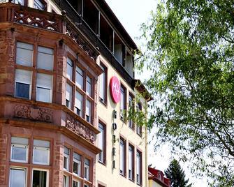 Michel & Friends Hotel Franziskushöhe - Lohr am Main - Gebouw