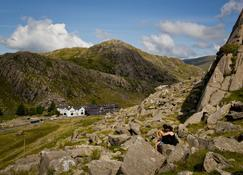 Yha Snowdon Pen-Y-Pass - Caernarfon - Utsikt