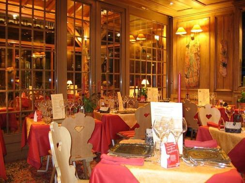 Citotel Hotel Restaurant Les Pins - Haguenau - Banquet hall