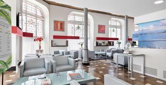 Abba Santander Hotel - Thành phố Santander - Hành lang