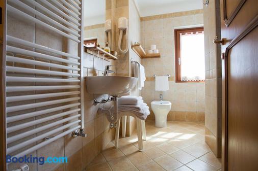 Hotel Vallée Blanche - Courmayeur - Phòng tắm