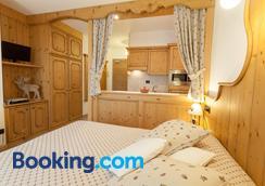 Hotel Vallée Blanche - Courmayeur - Phòng ngủ