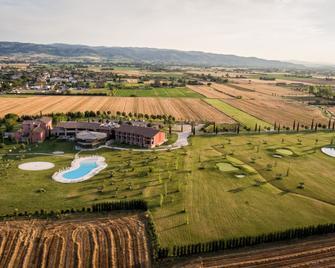 Hotel Valle DI Assisi Spa & Golf - Santa Maria degli Angeli - Außenansicht
