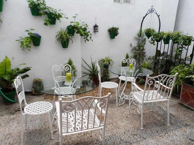 Hospederia Luis De Gongora - Córdoba - Patio