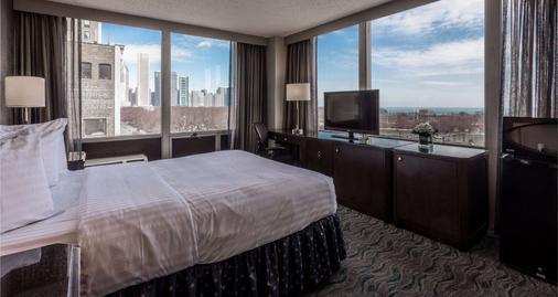 Best Western Grant Park Hotel - Chicago - Bedroom