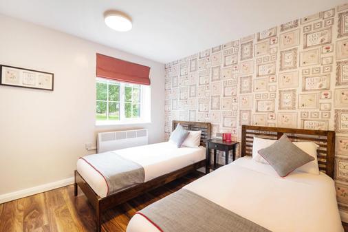 OYO 橡樹貝格頓飯店 - 考文垂 - 臥室