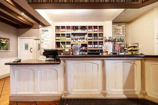 OYO 橡樹貝格頓飯店 - 考文垂 - 酒吧
