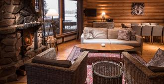 Lapland Hotels Ounasvaara Chalets - Rovaniemi - Sala de estar