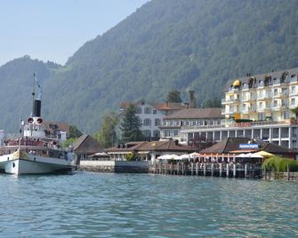 Seehotel Riviera - Gersau - Außenansicht