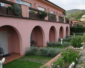 Hotel Del Golfo - Lerici - Byggnad