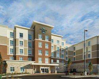 Homewood Suites by Hilton Cincinnati Midtown - Cincinnati - Building